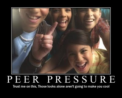 how to say no to peer pressure drinking