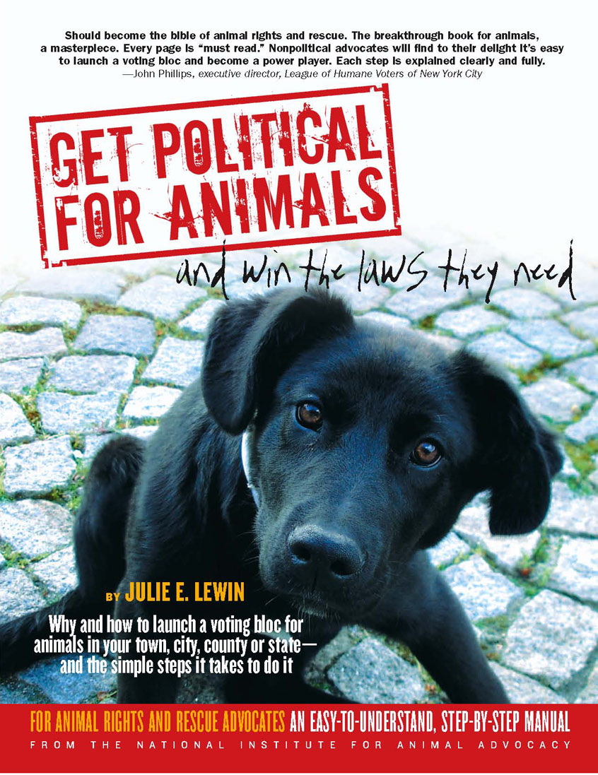 the work of organizations protecting animal rights We work to pass progressive new animal  lecture series on animal rights and animal related issues  animal rights groups and organizations.