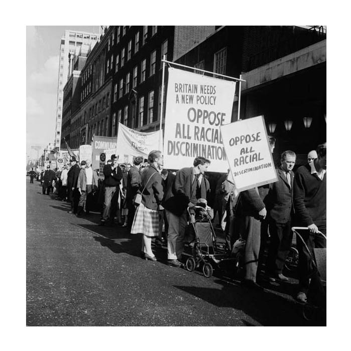 a history of the racial discrimination in post war america The jim crow was a system of laws and customs that enforced racial segregation and discrimination throughout the united states, especially in the south, from the late 19th century through the 1960's.