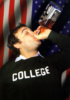 Image result for college stress and alcohol