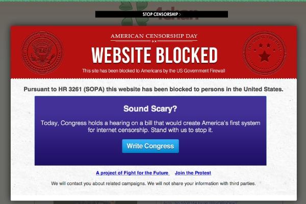 SOPA: The Complete Bill