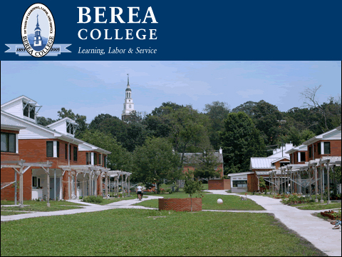 Berea college for Bureau college