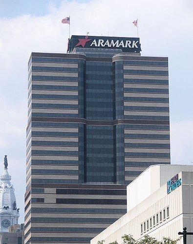 Aramark Food Service Competitors